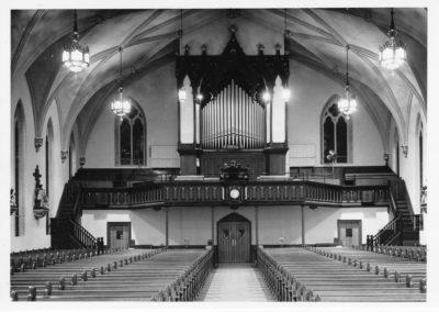 St. Patrick's Choir Loft
