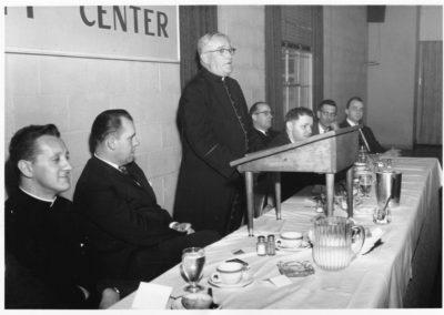 Saint Patrick's School Monsignor Delaney Holy Names Communion Breakfast
