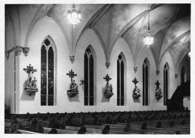 St. Patrick's Interior