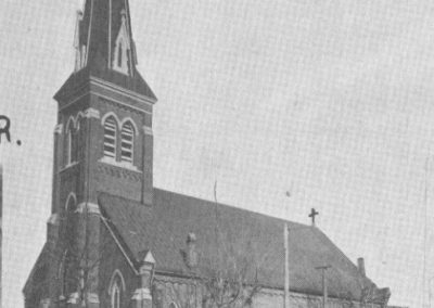 St. Patrick's Church - 1867