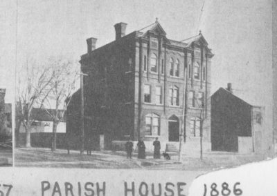 St. Patrick's Parish House- 1886