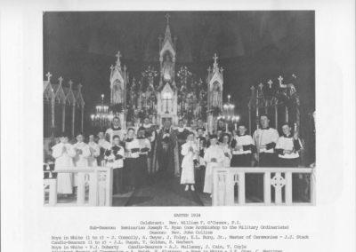 St. Patrick -  Schurcheaster - 1934